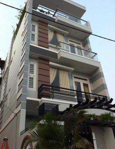 Bán nhà căn góc 2 MT Hùng Vương Q5, 15x9m (135m2), 14,9...